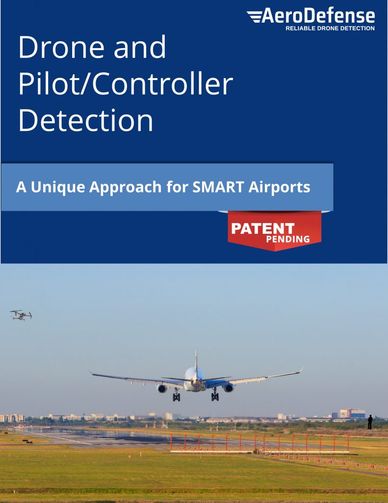 SMART Airport Drone Detection Whitepaper