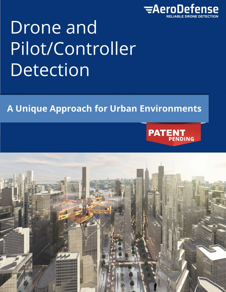 Urban Environment Drone Detection Whitepaper