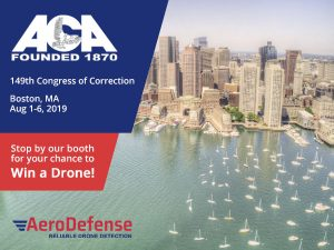 ACA Congress of Correction Boston 2019