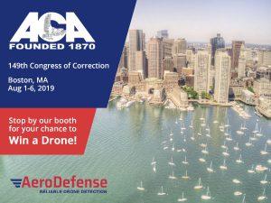 ACA Congress of Correction Boston 2019