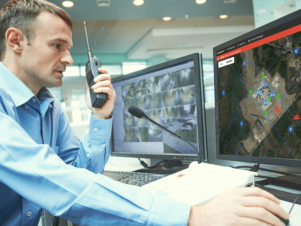 Drone Security Risk: Response Time