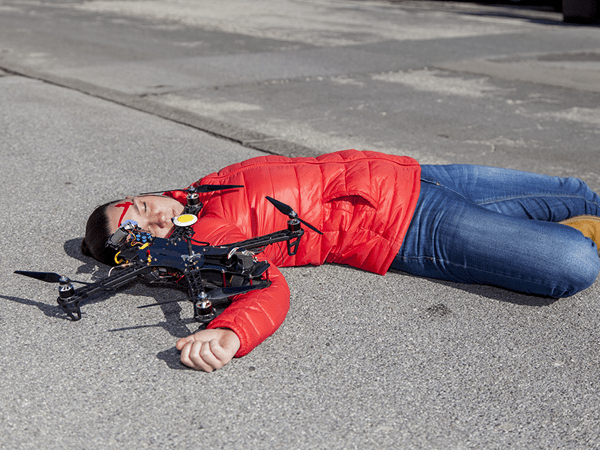 Drone Security Risk: Personal Injury