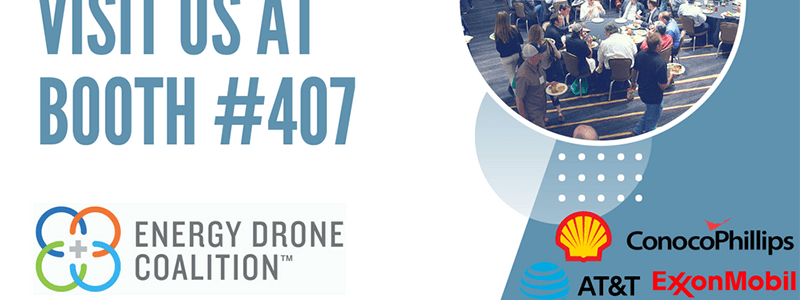 AeroDefense in Booth 407 at the Energy Drone Coalition Summit 2018