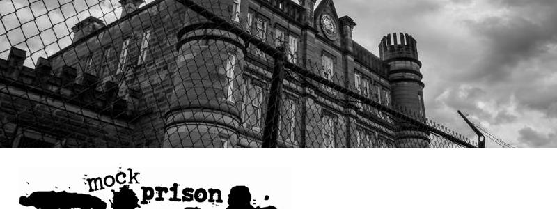 Mock Prison Riot 2019