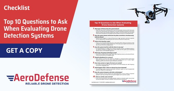 Evaluating Drone Detection Systems