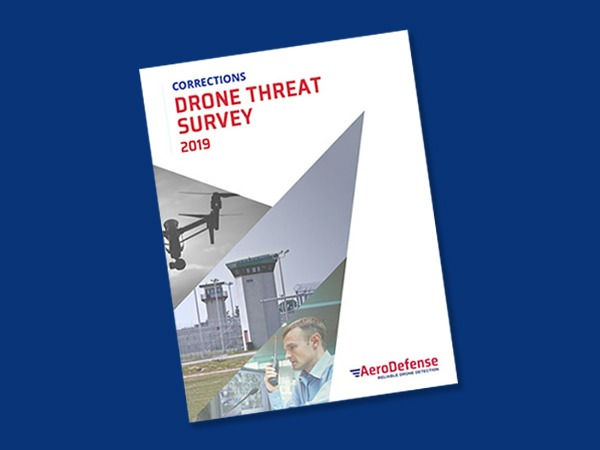 2019 Corrections Drone Threat Survey