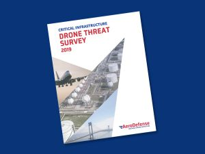 Critical Infrastructure Unmanned Aerial Vehicle (UAV) security issues