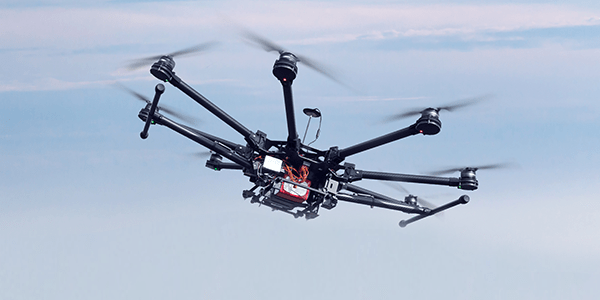 Top 3 Drone Security Risks